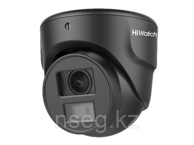 HiWatch DS-T203N 2Мп внутренняя купольная HD-TVI камера с ИК-подсветкой до 20м, фото 2
