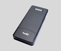 Мобильный аккумулятор TOP-T72 18000mAh (66.6Wh) QC 2.0, 2 USB для ноутбука, планшета, смартфона и автомобиля, фото 1