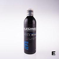 Черная маска для лица «Black Mask - маска от прыщей и черных точек» Elegance 120 мл
