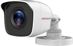 HiWatch DS-T200 2Мп уличная цилиндрическая HD-TVI камера с ИК-подсветкой до 20м