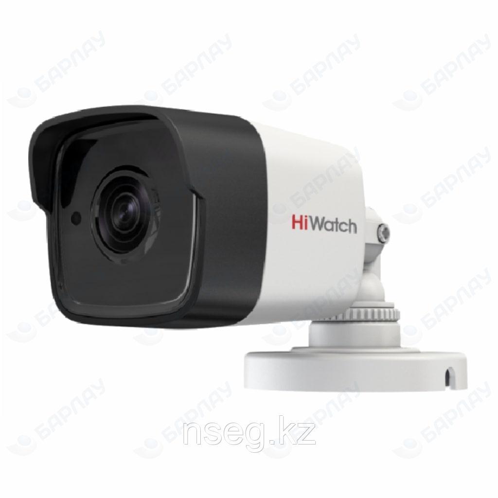 DS-T800 HiWach HD-TVI камера цилиндрическая 8.3 MP