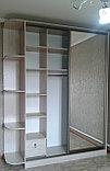 Шкаф-купе с овальным зеркалом, фото 2