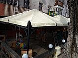 Пошив штор, тентов для шатров и беседок садовых, фото 2