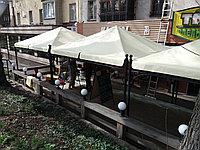 Изготовление шатров