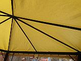 Изготовление тентов и шатров для кафе, фото 3