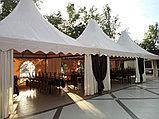 Изготовление тентов и шатров для кафе, фото 7