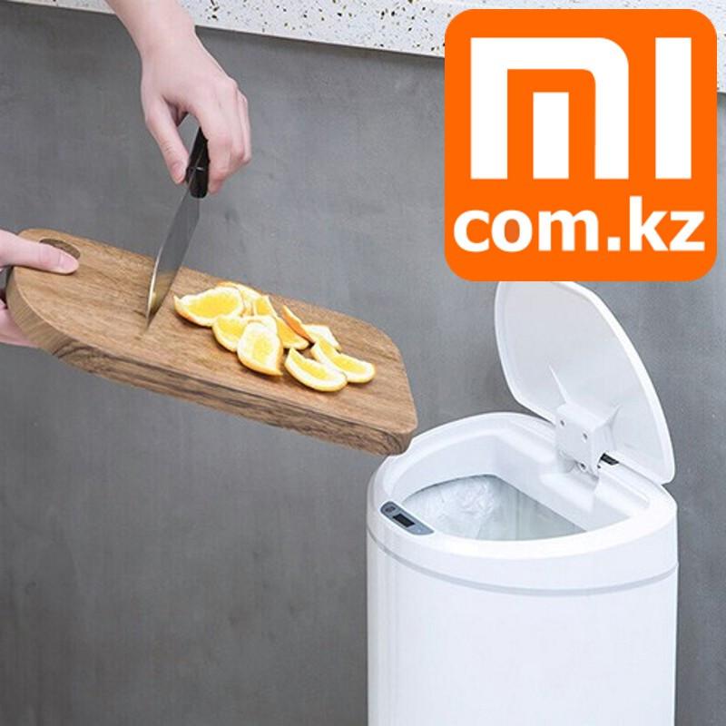 Умная мусорная корзина (ведро) Xiaomi Mi Ninestars Sensor Trash Can. Датчик движения и др. Оригинал. Арт.6463