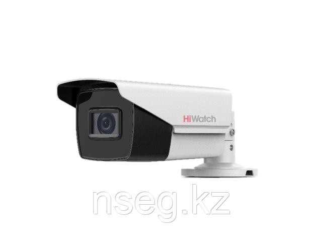 HiWatch DS-T206S 2Мп уличная цилиндрическая HD-TVI камера с ИК-подсветкой до 70м