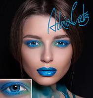 Цветные контактные линзы -1,00 Adria Color 3 Tone
