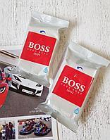 Салфетки парфюмированные HUGO BOSS MAN