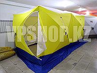 Палатка КУБ СТЭК 420х220 на синтепоне утепленная