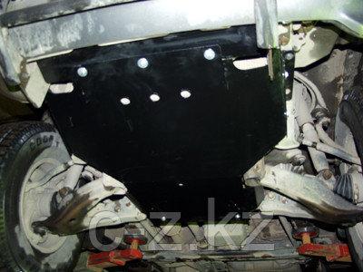 Защита картера Lexus LX 470 (1998-2007), фото 2