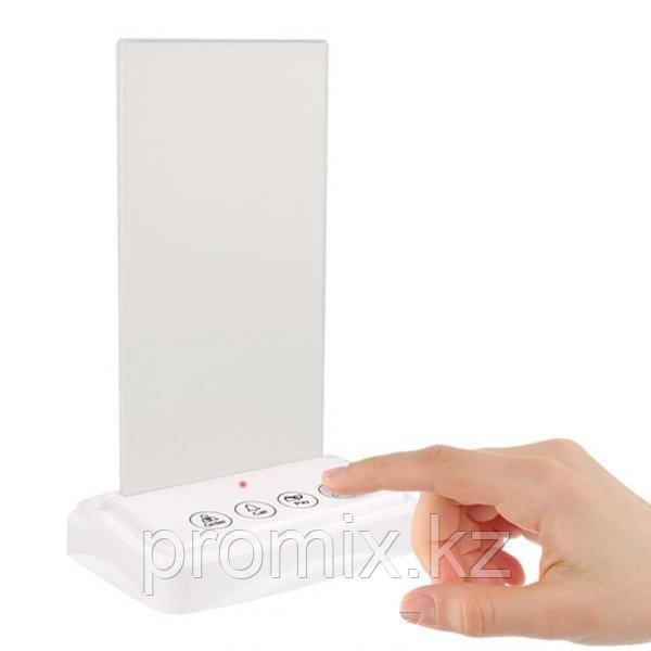 Многофункциональная кнопка вызова официанта с холдером для рекламы   R-304