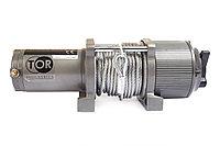 Лебедка (1588 кг/15 м) автомобильная TOR 12 V P3500-1D, фото 1