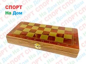 Нарды, шашки, шахматы набор 3 в 1
