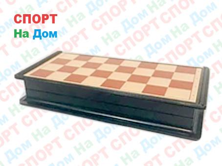 Магнитные шахматы переносные (размеры: 20*20*1,5 см)