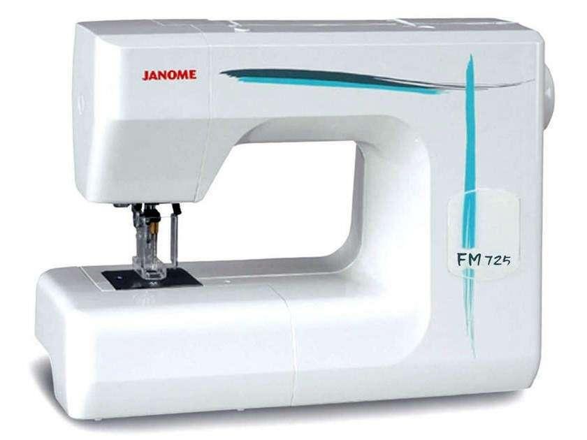 Швейная машина Janome FM-725