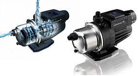Насосы и установки для систем водоснабжения и повышения давления