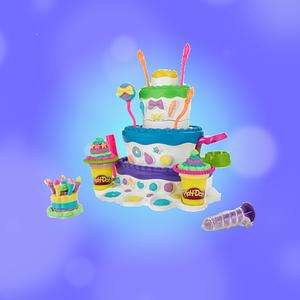 Наборы для творчества Play-Doh и Crayola