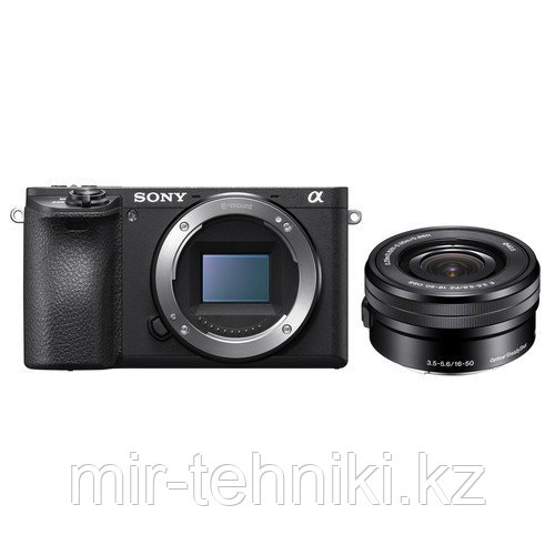 Фотоаппарат Sony Alpha A6600 kit 16-50mm f/3.5-5.6 OSS