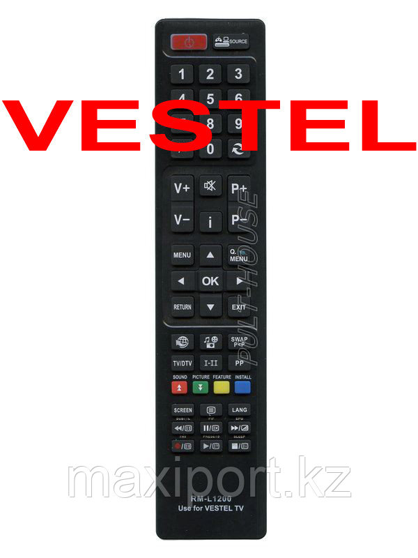 Пульт Vestel RM-L1200
