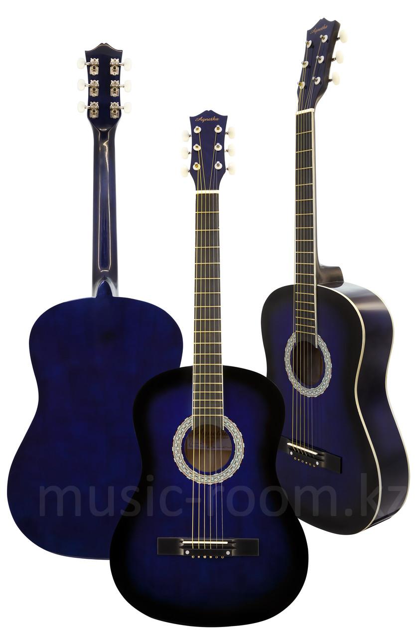 Акустическая гитара Agnetha APG-E110  BL