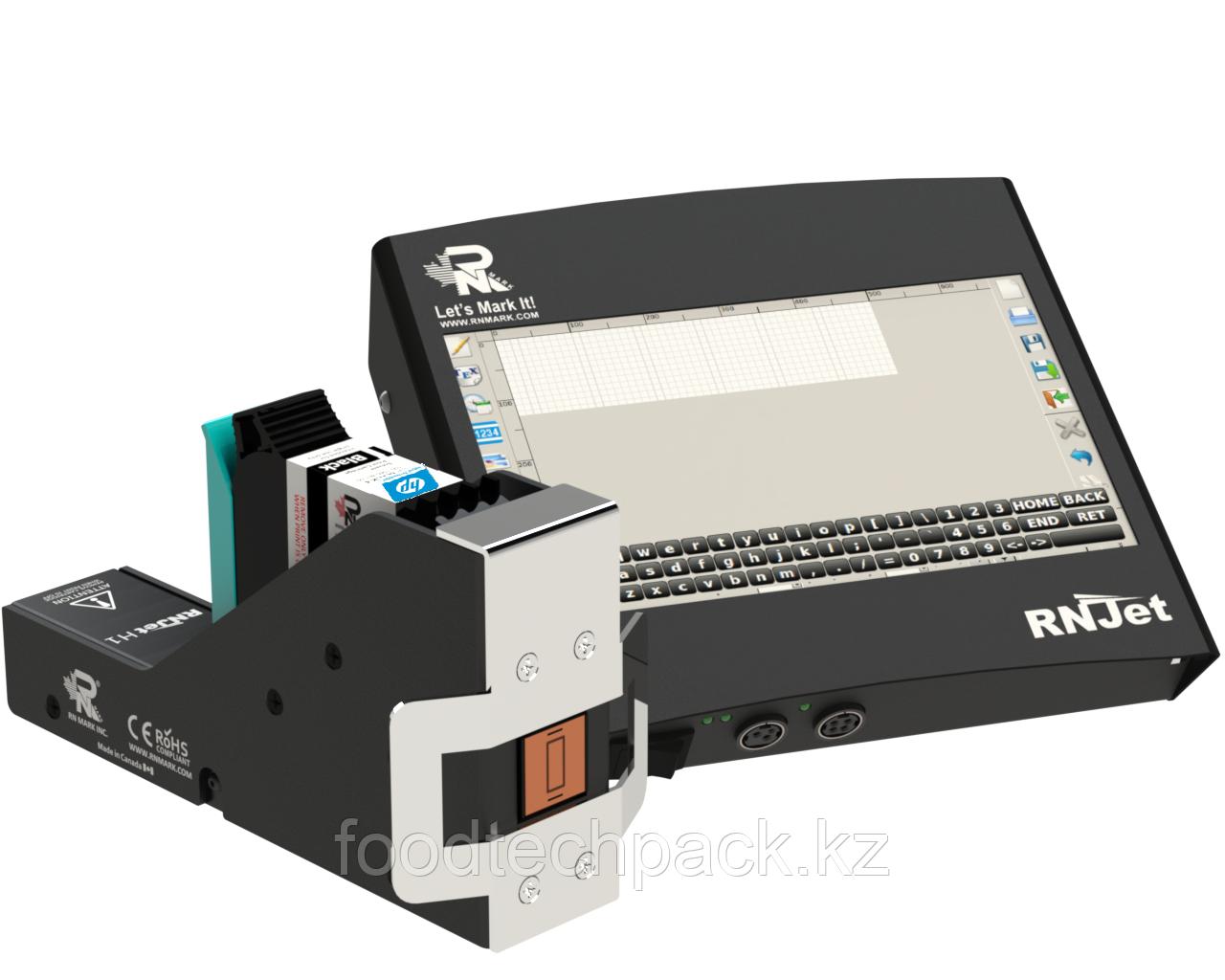 Мелкосимвольный термоструйный принтер высокого разрешения RN Jet H1 (печать информации до 12,7 мм)