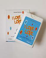 ОАЭ Парфюм-планшет Moschino I Love Love, 20 ml