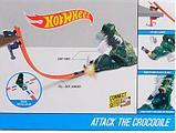 Авто трек Hot Wheels Игровой набор «крокодил»  2701, фото 2