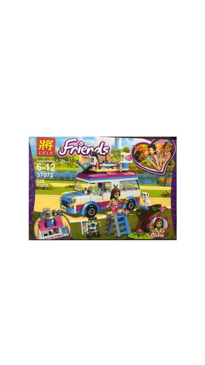Лего friends,229 деталей