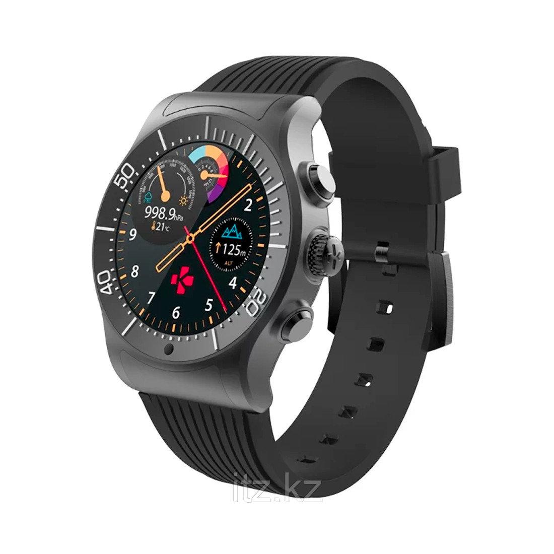 Смарт-часы MyKronoz ZeSport, Black