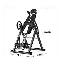 Инверсионный стол для лечения спины до 100 кг, фото 2