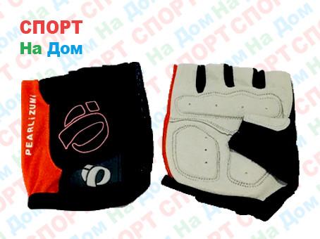 Перчатки для фитнеса, атлетические Размер L (цвет красный)