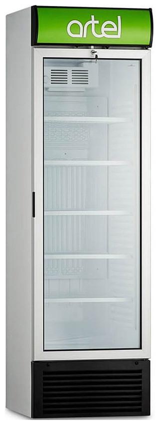 Витринный холодильник Artel HS 474 SN