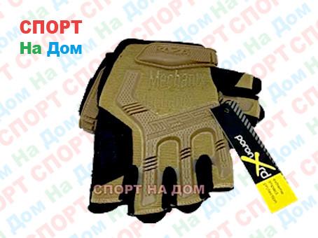 Перчатки тактические M-Pact Glove без пальцев