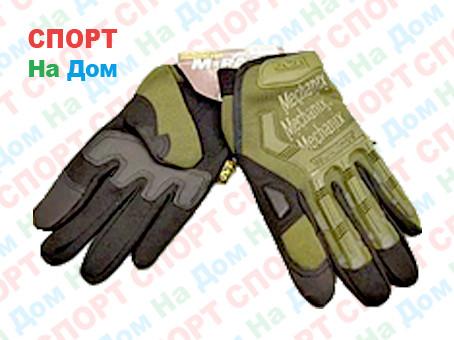 Перчатки тактические M-Pact Glove с пальцами - фото 1