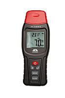 Измеритель влажности и температуры контактный ADA ZHT 70 (2 в 1)(древесина, стройматериалы, температура воздух