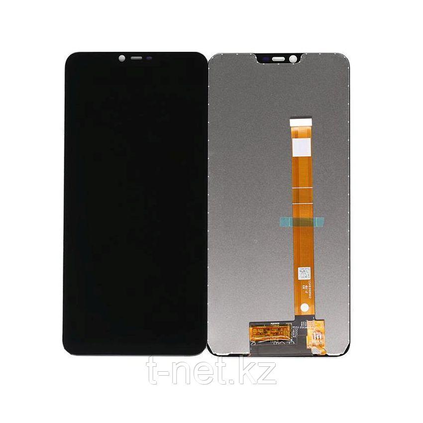 Дисплей Oppo A5 в сборе, с сенсором цвет черный