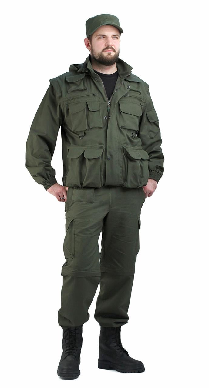 "Костюм мужской летний ""Gerkon Commando Transform"" цвет Олива"