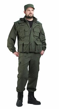 "Костюм мужской летний ""Gerkon Commando Transform"" цвет Олива, фото 2"