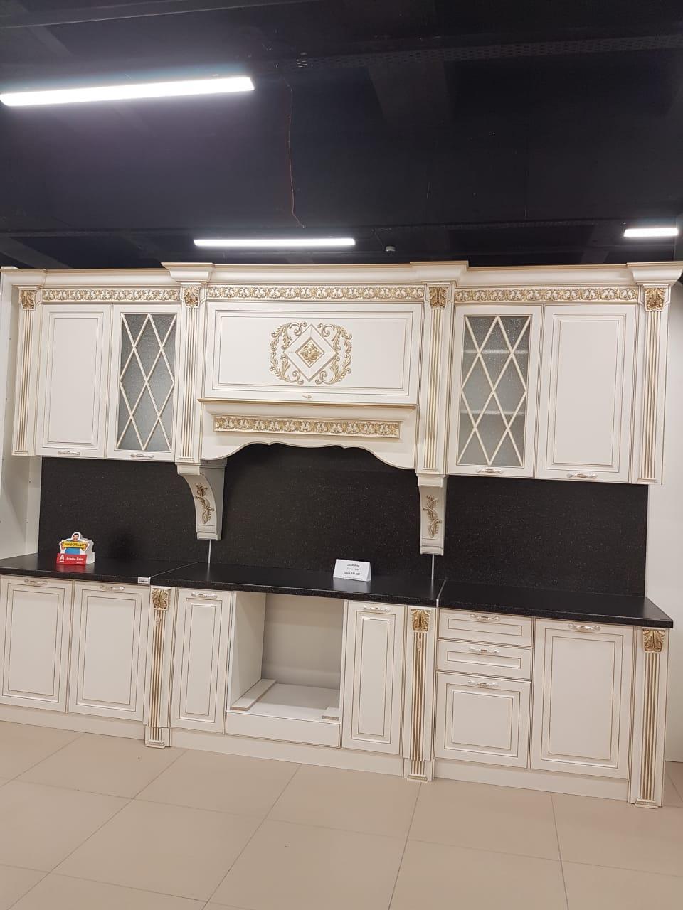ДА ВИНЧИ кухонный гарнитур