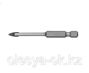 Сверло по кафелю, керамике, стеклу, 5 мм ЗУБР 29840-05, фото 2