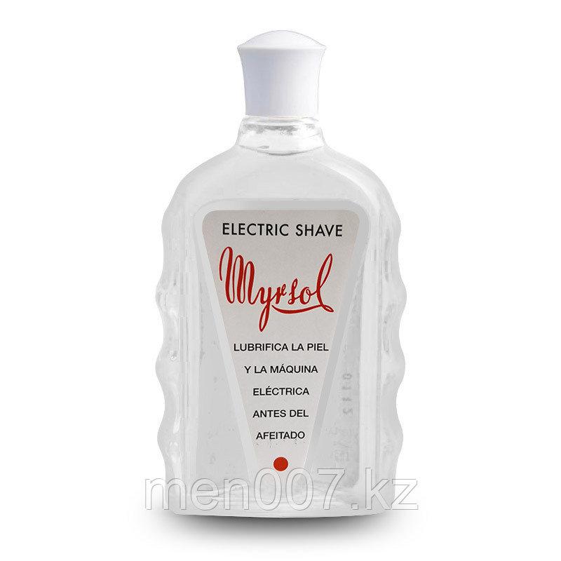 Myrsol ELECTRIC shave (Лосьон-одеколон после бритья)