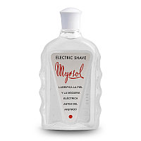 Myrsol ELECTRIC shave (Лосьон-одеколон после бритья)