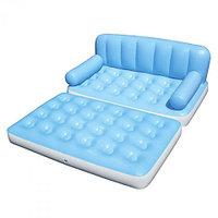 Надувной диван - трансформер 5 в 1 Bestway 75039