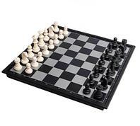 Магнитная настольная игра 3 в 1 {шахматы, шашки, нарды}