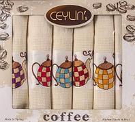 Набор кухонных полотенец Ceylin's Coffee, фото 1