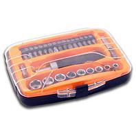 Отвертка с набором бит и насадок PINCHI Tools GQ-434, фото 1
