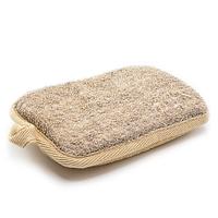 Мочалка для бани из сизаля и полиэстера