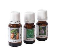 Масло эфирное ароматизирующее для бани и сауны СиНаМ SNM2017 (Зеленый чай)